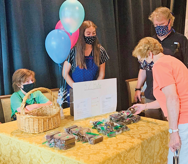 Rose Hill parents challenge kids with entrepreneurship, fun