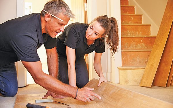 Is DIY flooring a good idea? Maybe, but proceed with caution