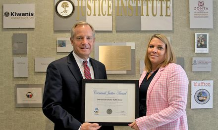 Solicitor recognized for  helping crime victims