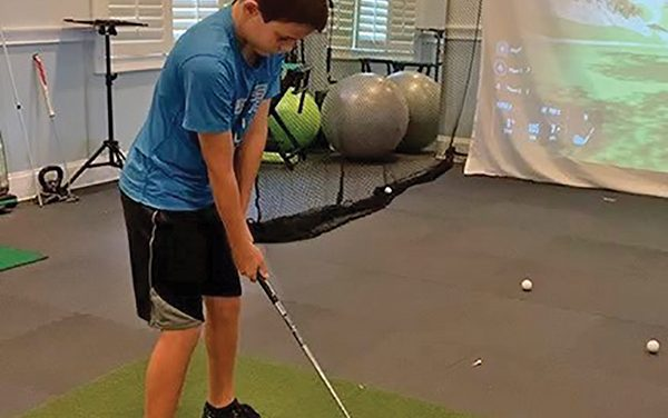 Electronics can make learning golf fun and informative