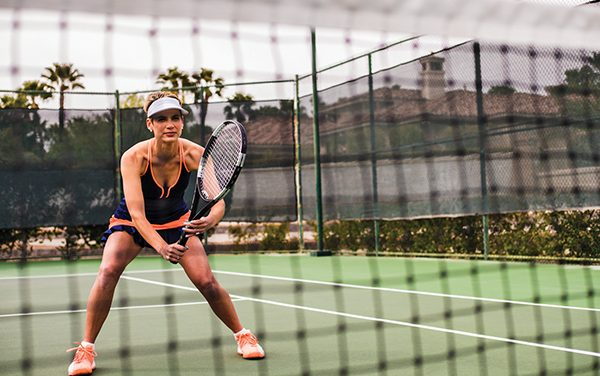 Split step to 'dance' your way to better tennis