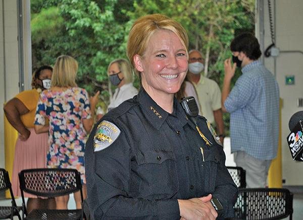 New chief brings years of community, policing experience