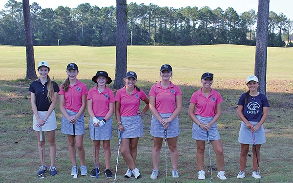 Local girls get it – and they can play a good game of golf