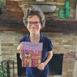 Cool, different teen writes book to celebrate being special