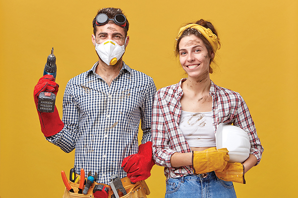 Be honest: Do you have what it takes to DIY?