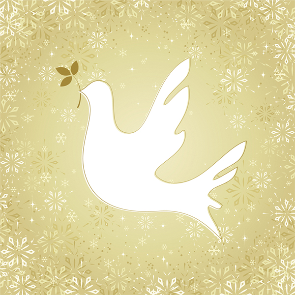 Choose, practice, welcome, think, show, make, be … Peace