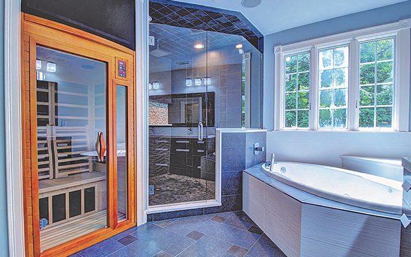 Protect bathrooms from hidden dangers of mold and mildew