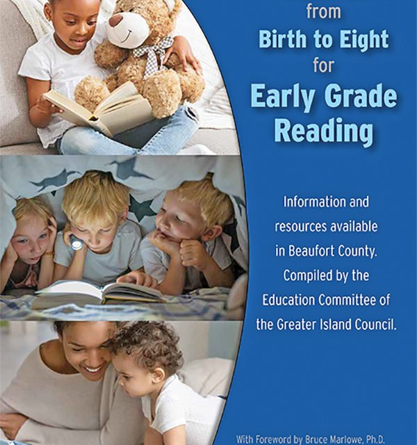 Group's free booklet provides resources for early reading