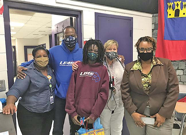 New district program fosters connections, positive behavior
