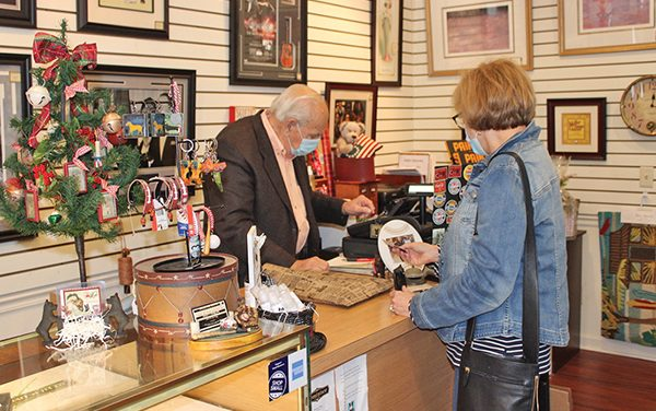 Little shop of memories to close its doors Christmas Eve