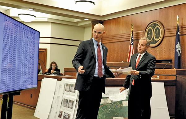 Intelligence unit uses technology to expedite prosecution