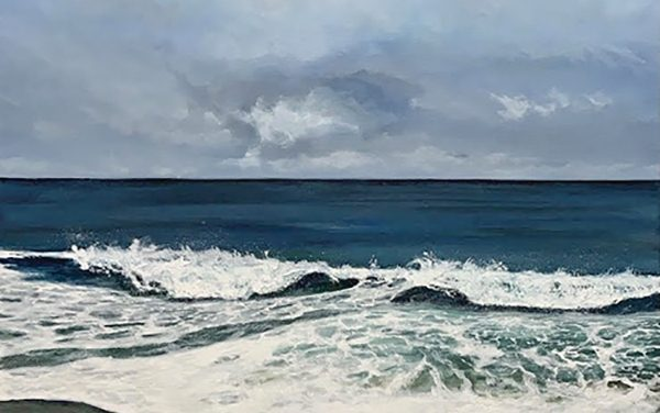 Atlantic Waters' art exhibit opens at Lowcountry Made