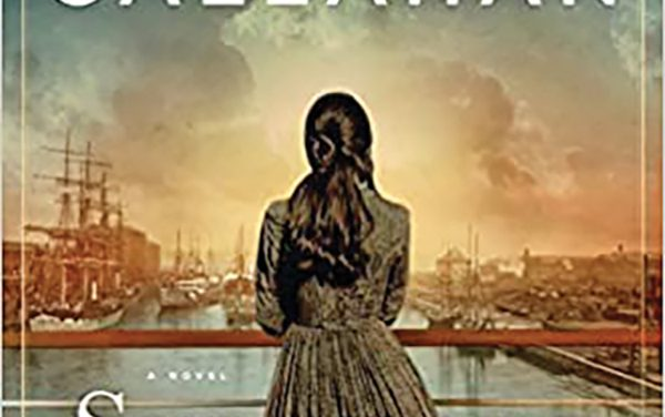 Tale of steamship and doomed passengers rises again in novel