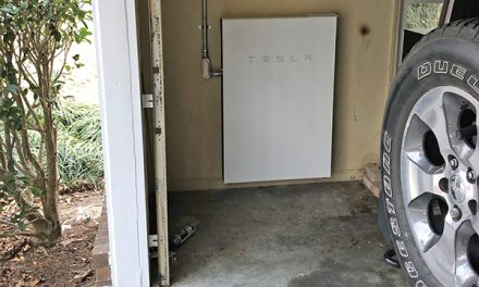 Local company adds Tesla power to its solar energy lines