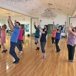 Ballroom dancing excellent for good health year-round