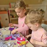 Learning is kids' play with locally created activity boxes