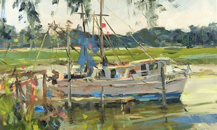 'Surveying the Lowcountry' exhibit celebrates spring