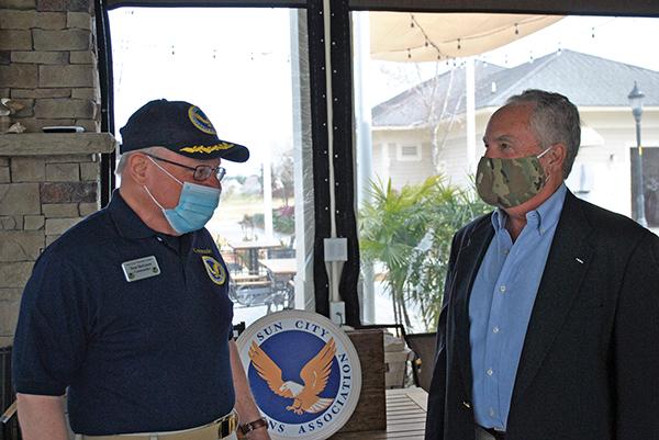 New state Veterans Affairs secretary shares department goals