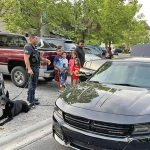 Cops, a K-9 and kids combine for an awe-filled time-out