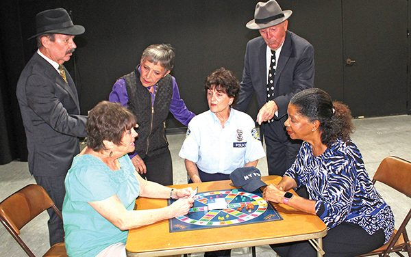 """Remodeled Magnolia Hall opens with """"Odd Couple"""" re-visited"""