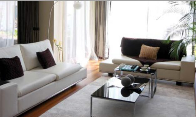 Begin interior makeovers by ridding your house of clutter