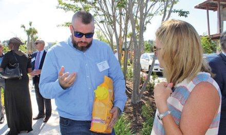 DRCI kicks off new program for vets, first responders