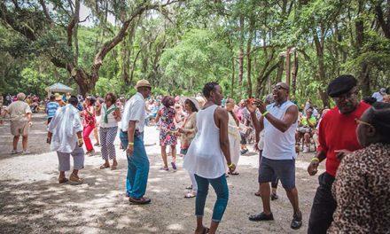 Juneteenth Celebration features Gullah art, food and music