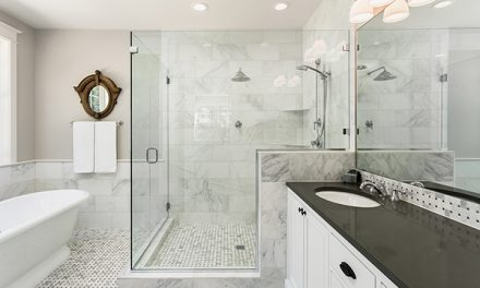 Remodeling tips for a better, healthier, efficient bathroom