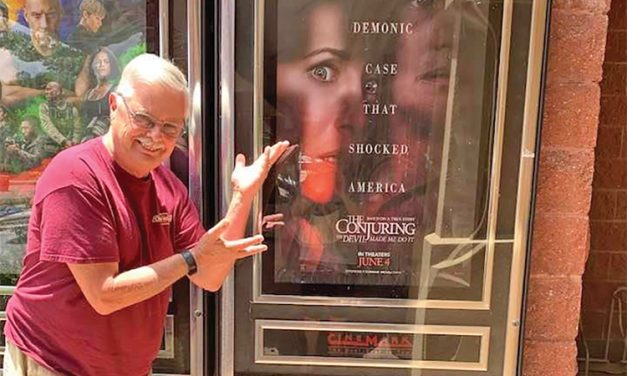 Oh, the horror! Bluffton couple revel in 'Conjuring' connection