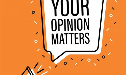 Publisher requests assistance with online reader survey