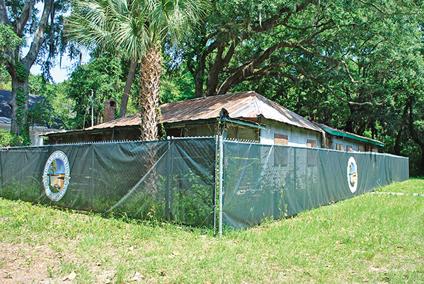Bluffton's oldest buildings herald history, architecture