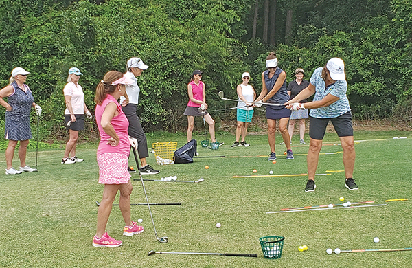 At the First Tee, golf  is available for everyone to enjoy