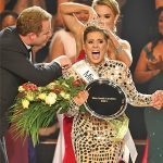 Here she is! Miss South Carolina – and she's from Bluffton