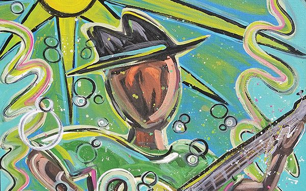 Experience colorful, lively music in Art League show