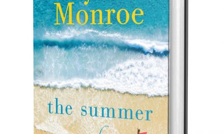 Monroe's latest book comforting, timely beach read