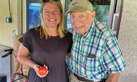 New generation finds agricultural icon, where he's always been