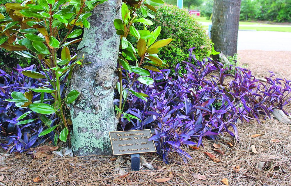 M.C. Riley 9/11 garden continues as memorial 20 years later