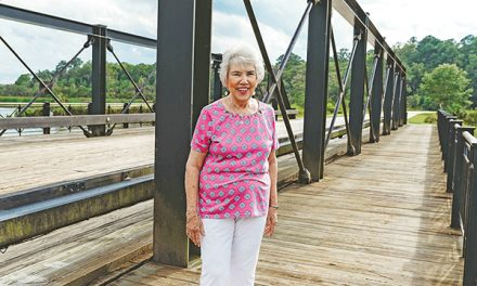 New book captures the early days of life at the bluff