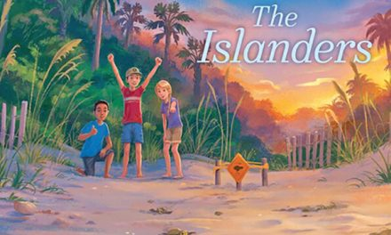 Latest Monroe book encourages young readers to love nature