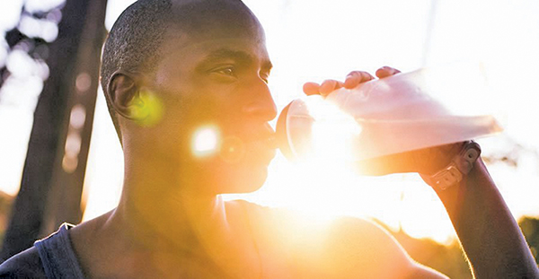 Learn signs, first aid for heat stress to avoid potential harm