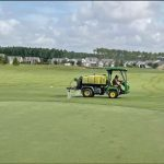 How to block out distractions on the golf course