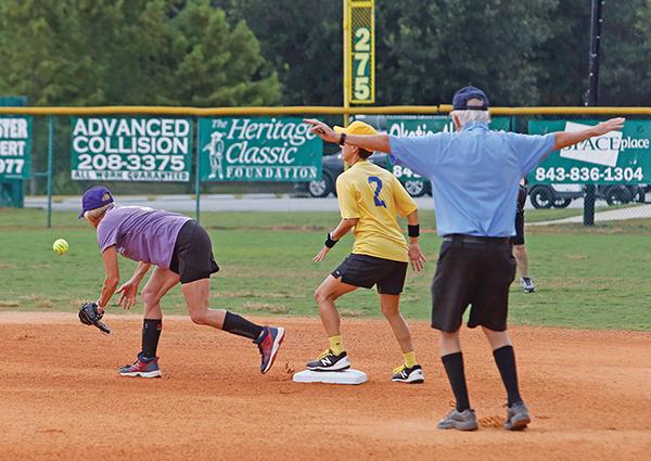 Sun City women's teams play ball to raise money for BJVIM