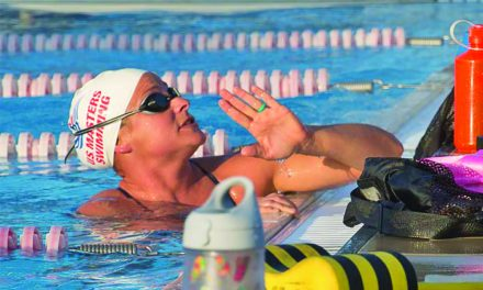 Masters Swimming not just for the experienced or competitive