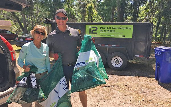 Bluffton and statewide partners prepare to sweep the waters