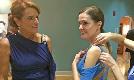 Dance must go on, even with quirky mishaps, malfunctions