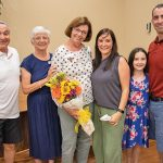Club and family surprise Sun City resident with state award