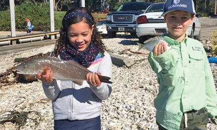 Kids free fishing tournament includes fun, trivia, prizes