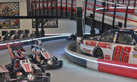 New indoor racing experience opens in Belfair Towne Village