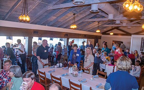 Community Thanksgiving Dinner back on at Hudson's