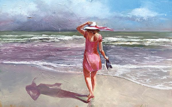 Artist Showcase: Bill Winn depicts vignettes of land, sea, people